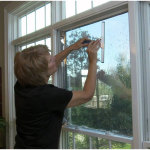 Mirror Window Film Installation in Your Home