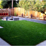 Modern Backyard Landscaping Plan Ideas