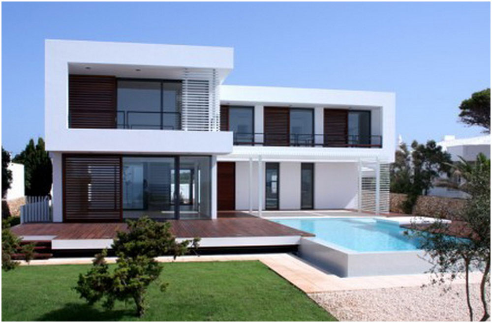 Modern Simple Home Designs