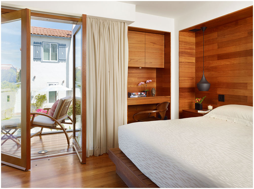 Modern Tropical Bedroom Design Ideas