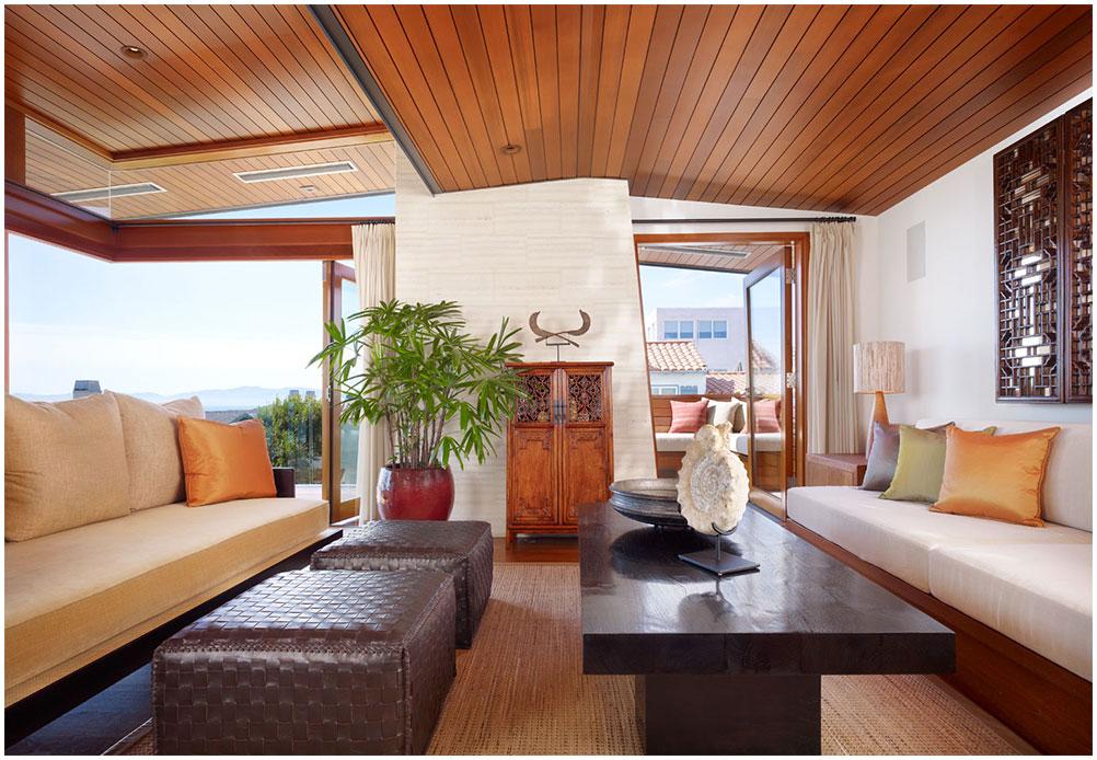 Modern Tropical Living Room Design Ideas