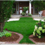 Natural Landscaping Front Yard Planning Ideas