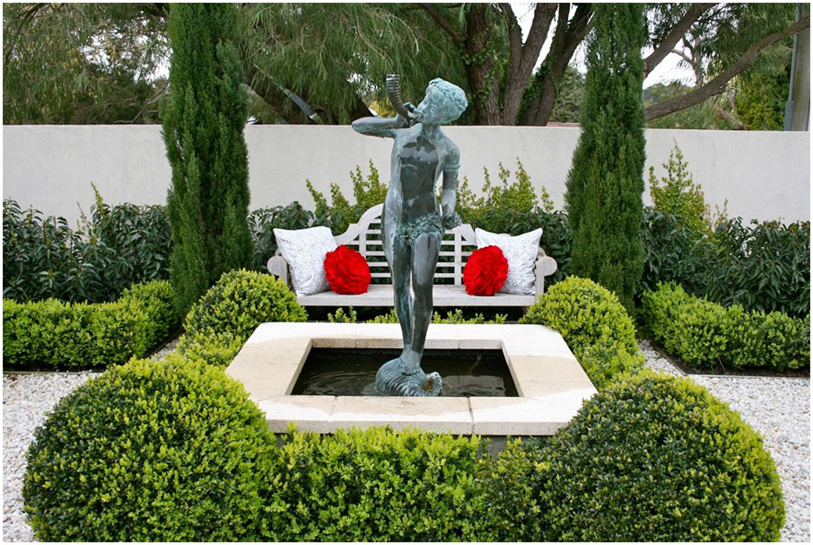 Planned Artistic Landscape Design Ideas