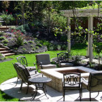 Planned Courtyard Landscape Design Ideas