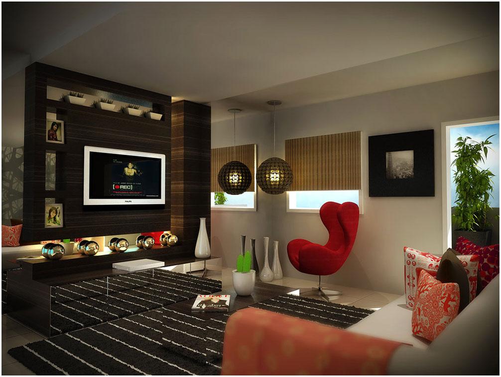 Planning a Home Décor Living Room Interiors