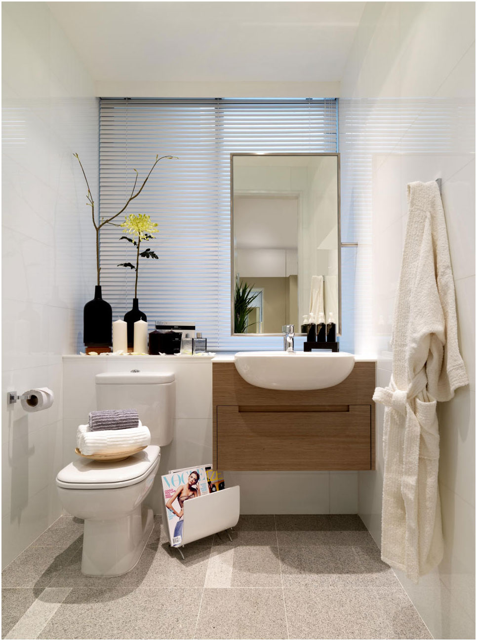 Planning a Home Décor Modern Bathroom