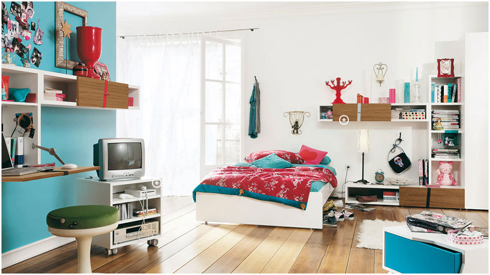 Planning a Home Décor Teen Room
