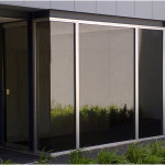 Symphony Suntex Mirror Window Film Application