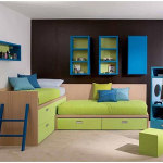 Brown Bedroom Paint Colors For Kids
