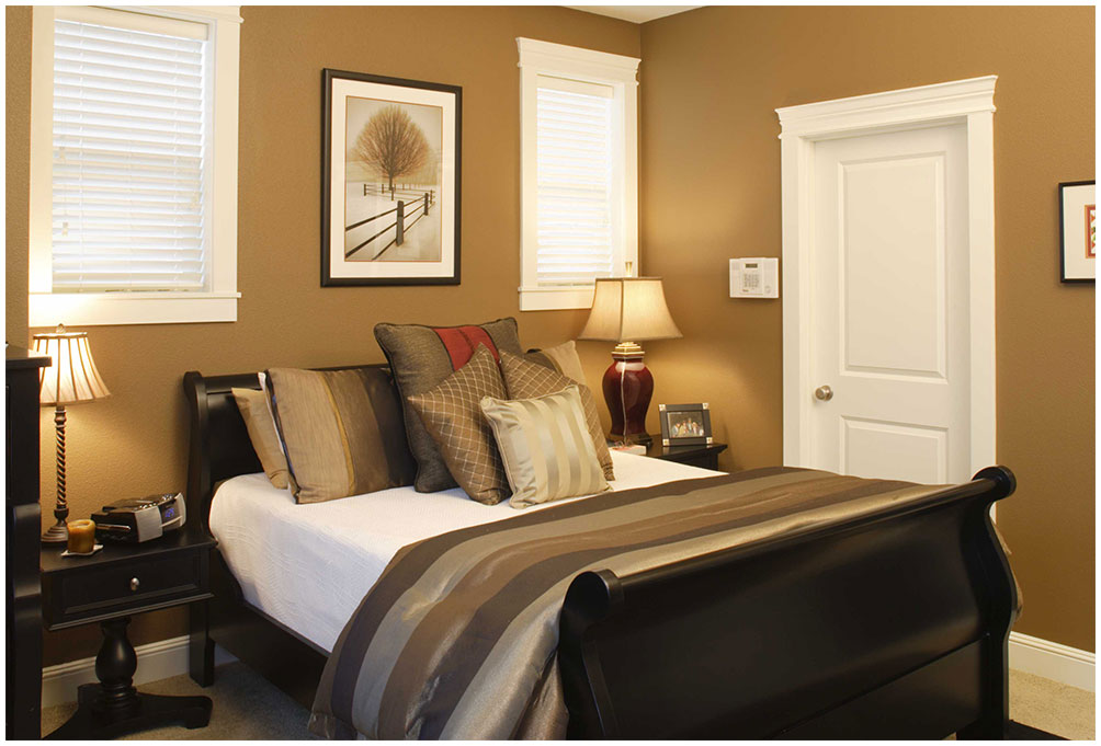 Brown Bedroom Paint Colors Ideas