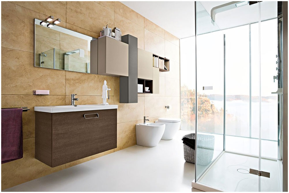 Charming Bathroom Ideas With Modern Furniture