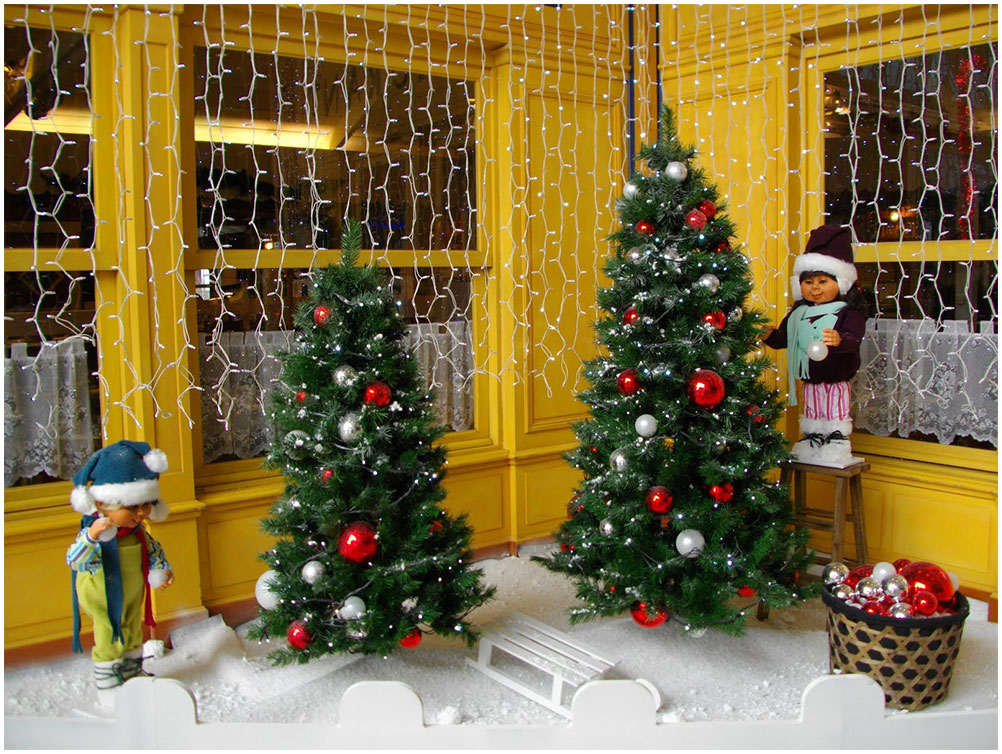 Charming Christmas Holiday Decorations Ideas