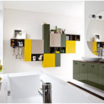 Charming Colorful Bathroom Ideas