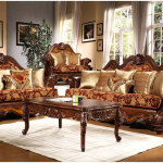 Classic Traditional Living Room Furniture Design Ideas