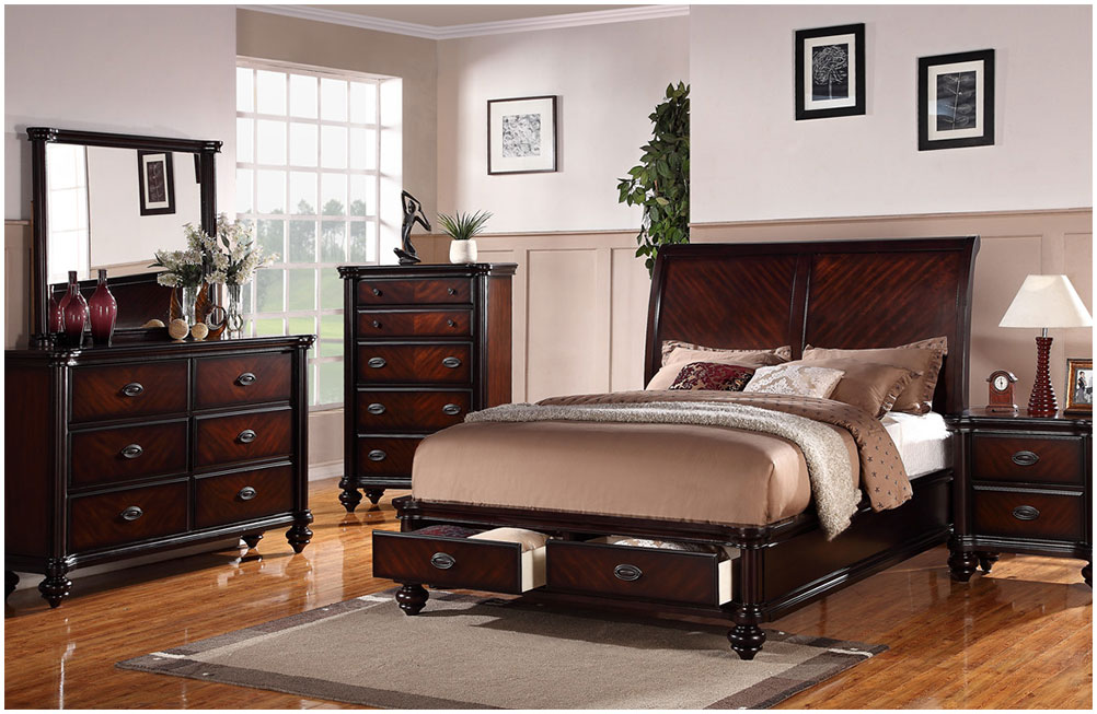 Combining Traditional and Modern Bedroom Furniture