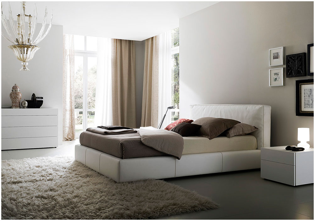 Comfortable Small Bedroom Decorating Ideas