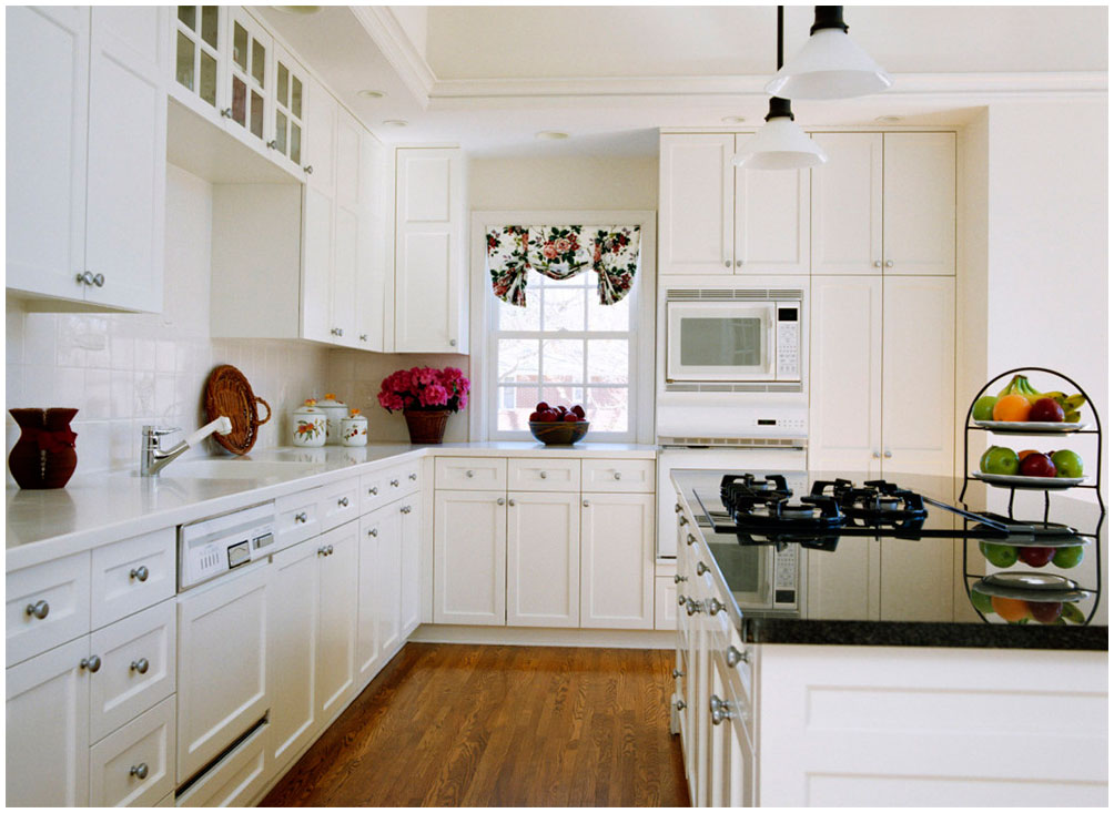 Comfortable Small Kitchen Makeover Ideas
