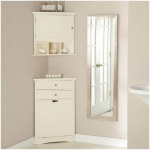 Corner Bathroom Storage Furniture