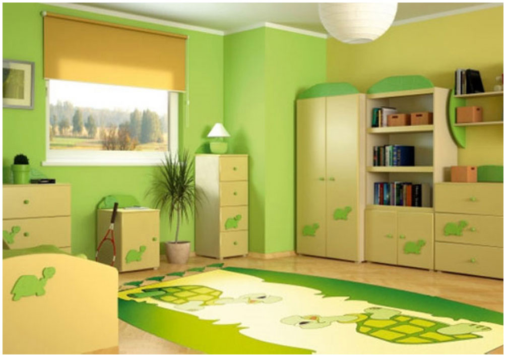 green bedroom paint colors for kids interior design ideas 19972 | green bedroom paint colors for kids