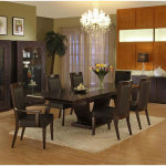 Home Decor Modern Dining Room Furniture Design Ideas