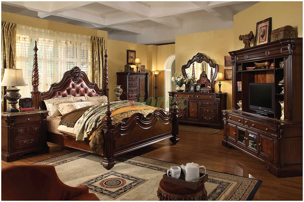 Home Decor Traditional Bedroom Furniture Design Ideas