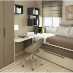 Modern Cozy Small Bedroom Design Ideas