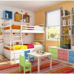 Organizing Bedroom Tidy Ideas for Kids Room