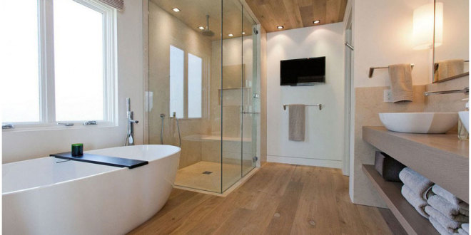 A Perfect Bathroom To Help You Relieve Your Stress