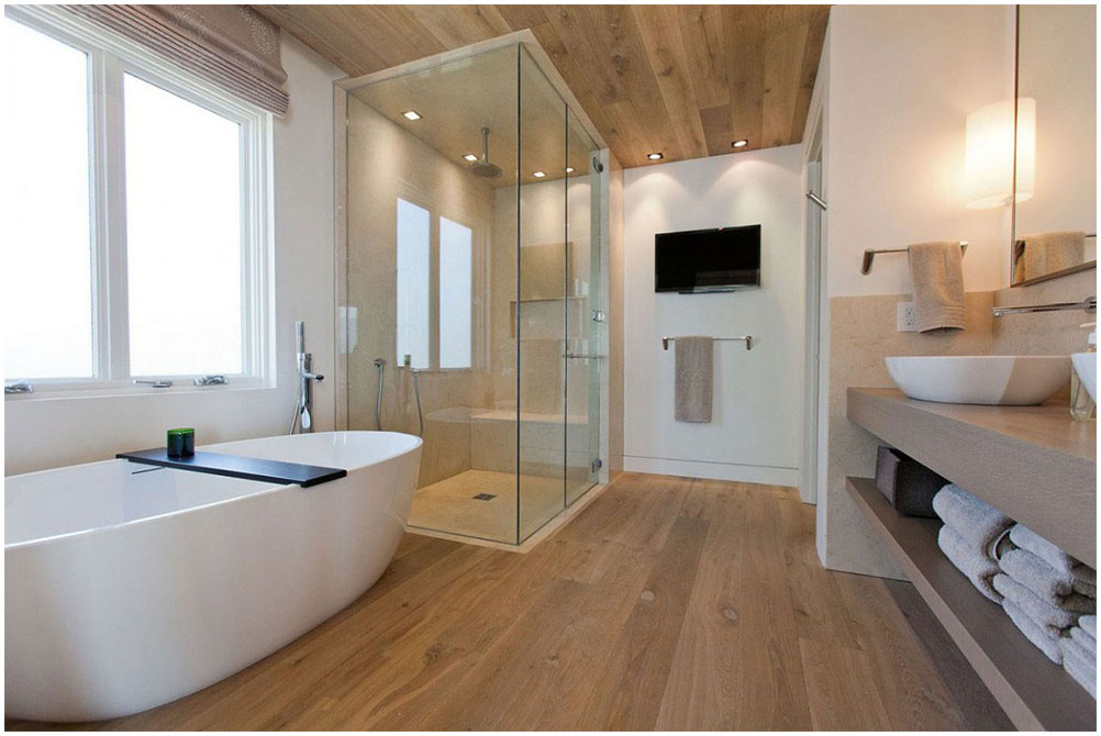 Perfect Stylish Modern Bathroom Design