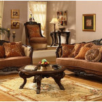 Traditional Home Furniture Living Room Decorating Ideas
