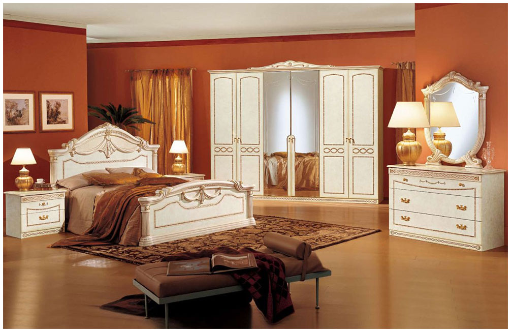 Traditional Bedroom Furniture Set Ideas