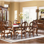 Traditional Dining Room Furniture Decoration Ideas