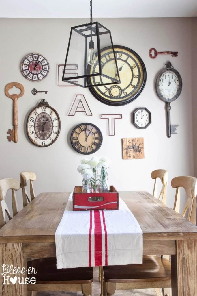 37 Best Farmhouse Dining Room Design and Decor Ideas for