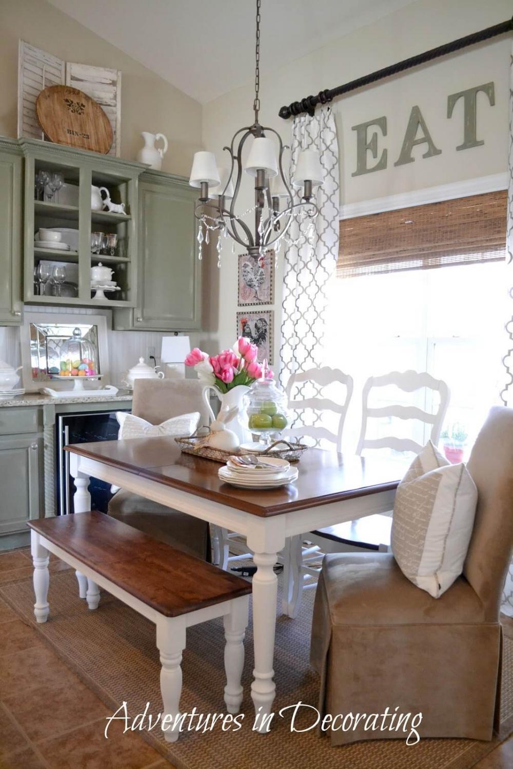 44 Most Popular Farmhouse Dining Room Design Ideas