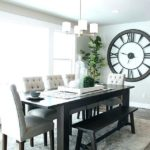 Farmhouse Style Dining Room Farmhouse Dining Room Wall Decor Cool