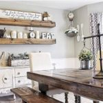 Rustic Farmhouse Table Farmhouse Dining Room Table Decor